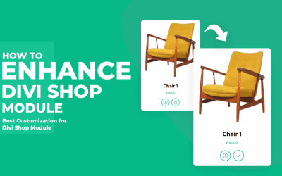 How to Enhance your Divi Shop Module